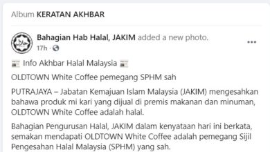 Photo of Mi kari Old Town White Coffe halal