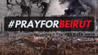 Photo of #prayforBeirut – MAPIM lancar tabung kilat