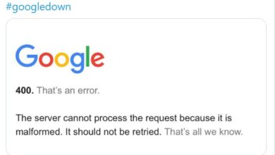 Photo of Google, YouTube , Gmail `down'!