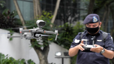Photo of Dron pantau SOP – PDRM